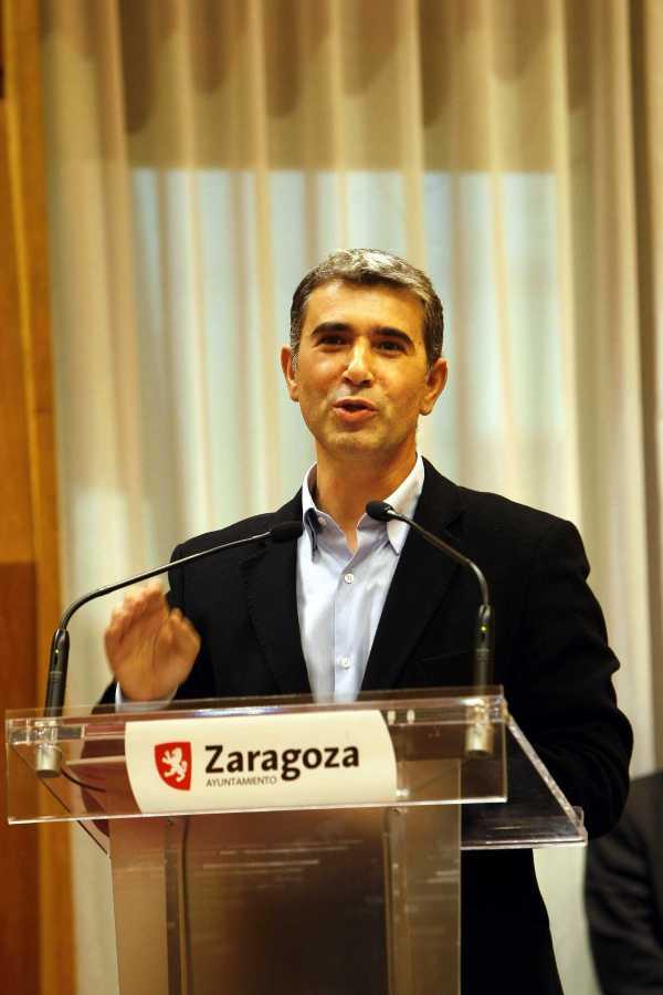 Juan Martin durante el Debate del Estado de la Ciudad