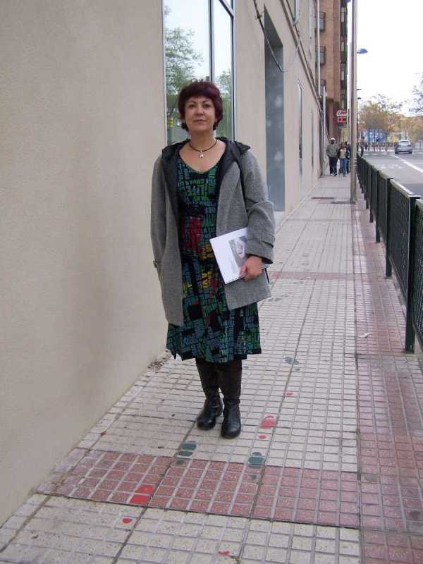 Carmen Gallego, presidenta de San José