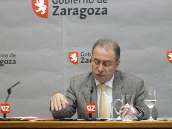 Fernando Gimeno, TTe. Alcalde Presidencia, cubre-espaldas de Belloch