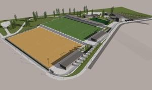 """Los campos de fútbol de """"La Camisera"""" es otro proyecto realizado por el equipo de gobierno anterior"""