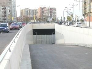 El túnel de la A 68 sigue cerrado
