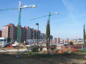 la vivienda protegida ha caido de forma brutal en Zaragoza en estos dos años