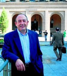 Antonio Becerril, Tte. Alcalde de Infraestructuras, presuntamente implicado en la trama de corrupción de La Muela