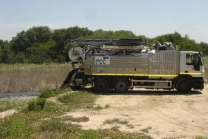 CHA quiere saber qué contienen estos resíduos y por qué se vierten al lado del Río Ebro