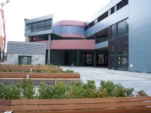 Los equipamientos de Delicias están terminados desde 2007