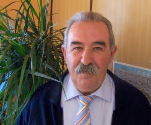José Ramón Gracia, alcalde de La Cartuja