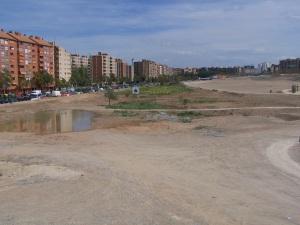 Terrenos en la Almozara en los que tienen que construirse equipamientos con cargo a ZAV