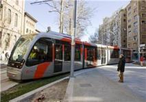 El tranvía inicia su andadura en Zaragoza gracias a CHA